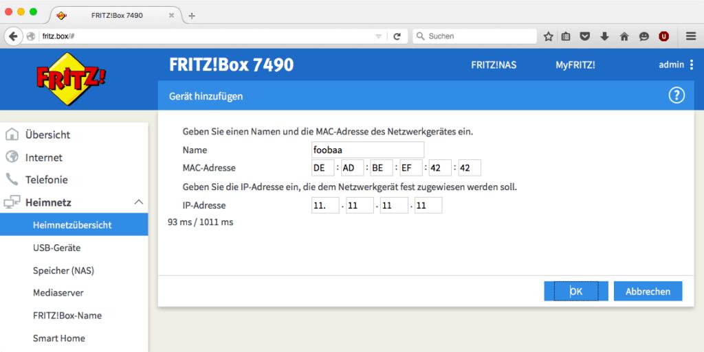 fritz-dns
